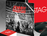 Packshot Johnny Hallyday