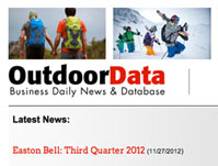Site web - Outdoor Data